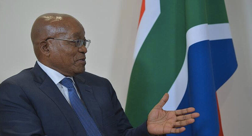 Word for word: Jacob Zuma's resignation speech, late as ever