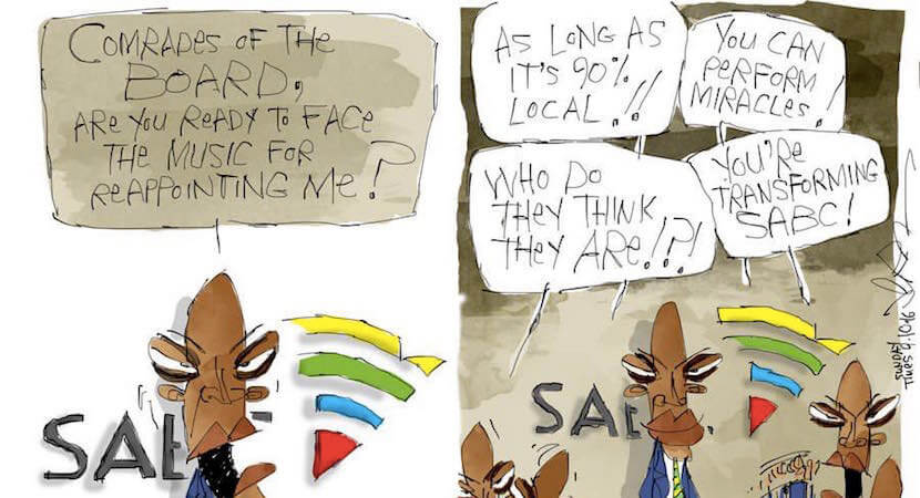 Too late for MPs to fix SABC? Its illness looks terminal, cautions expert
