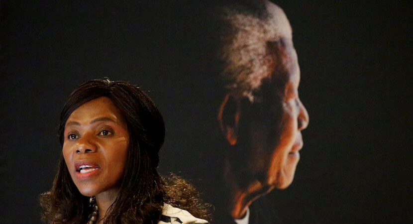 Thuli Madonsela for President? No ways, she tells Cape Town Press Club