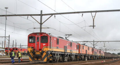 Brian Molefe's Transnet legacy exposed: R8bn in dud trains bought from China?