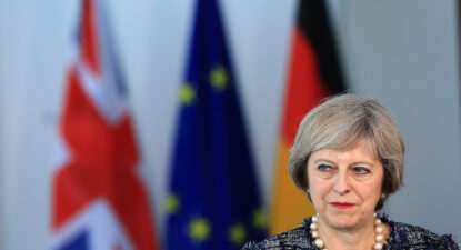"Brexit ""May-be's"" bother economists after UK PM outlines framework"