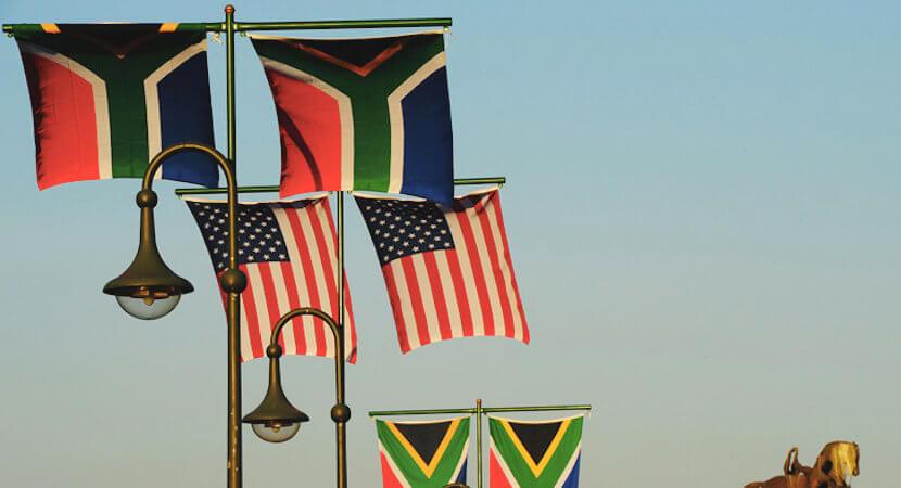 US embassy in SA 'rebukes' Trump on white farmer murders
