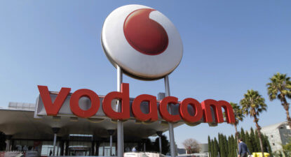 Vodacom customer numbers swell in South Africa, revenue on the rise