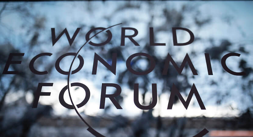 Davos elite express fears ahead of WEF: From Cyberattacks and War to Trump.