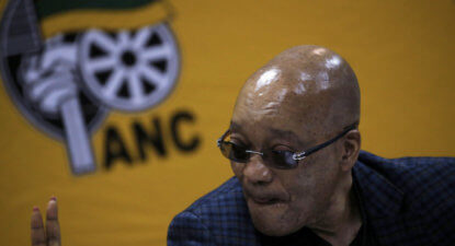 Zuma's latest cabinet reshuffle: Reasons for shower head's changes