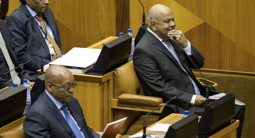 Zuma vs Gordhan: SA braces for end game in ugly battle for control of state assets