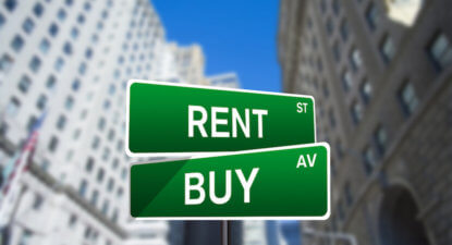 To buy or rent – why the controversial debate is not so clear cut