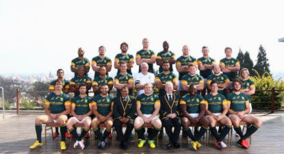 Is Elton Jantjies starting to own the Bok no. 10 jersey?