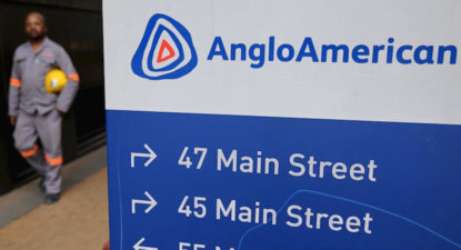 Commodity price boom pushes Anglo to first profit increase in 5yrs
