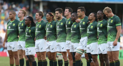 Steinhoff is no longer a Springbok Sevens sponsor