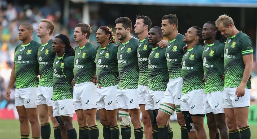 Blitzboks prepare for World Rugby Sevens Series opener in Dubai