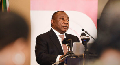 Azar Jammine: Ramaphosa victory in December could restore investor confidence