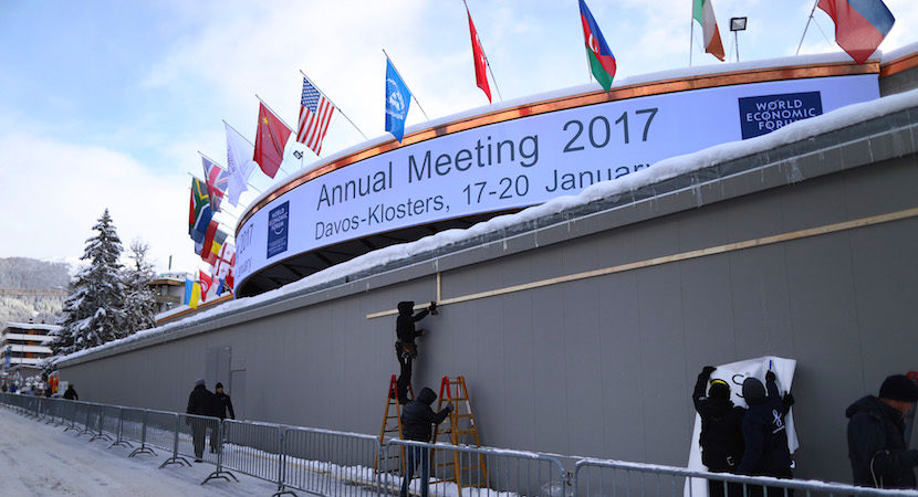 Davos 2017: The future in focus with Alec Hogg and Bronwyn Nielsen