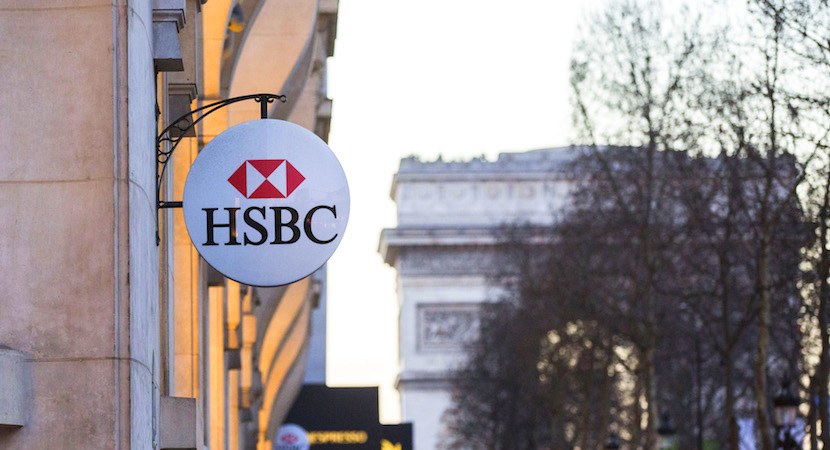 After swinging his axe across HSBC, is CEO Gulliver facing