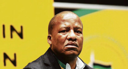 Is ANC whip Mthembu's cry to 'clean up,' lost in the wilderness?