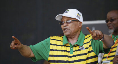 Defiant Zuma crushes dissent at ANC NEC meeting, threatens his detractors