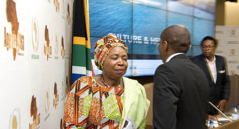 Succession, thy name is woman – Nkosazana pitches for President