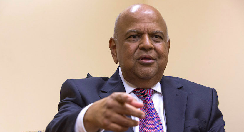Gordhan's killer blow to SA? Expect higher debt, tax revolt as tax hikes take effect – Legwaila