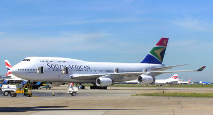 Here's how cash-guzzler SAA could return to profit in three years – new CEO