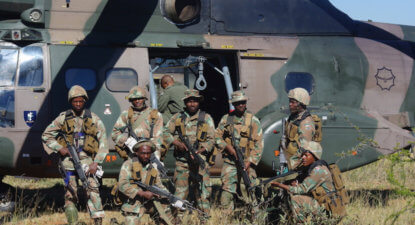SANDF fails to think on feet, blows its limited budget – military scientist