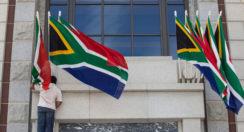 SA hasn't changed – a day there can be like a year elsewhere