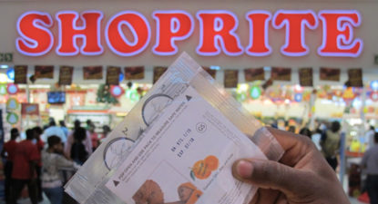 What recession? Shoprite full year earnings up 12%, stock rises