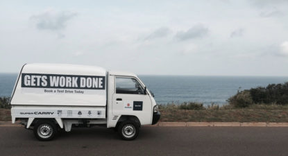 Suzuki Super Carry: Calling small business owners