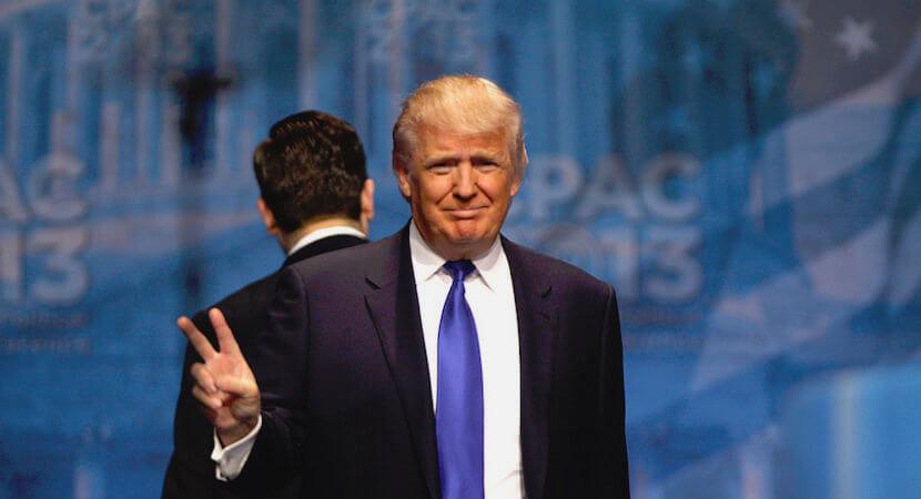 Rich investors move into cash, blaming Trump for equity market heebie-jeebies