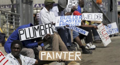 Scary truth about SA unemployment: Half of young adults can't find jobs – new research