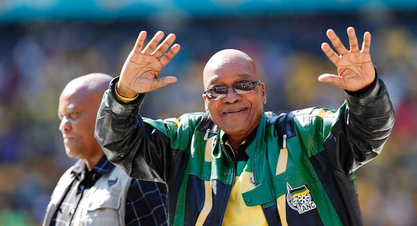 How world sees SA: Zuma 'functionally illiterate on economics', country ruled by thieves
