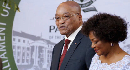 Richard Calland: Zuma running out of lives as time runs out, scandals mount