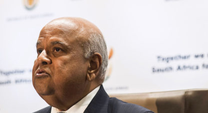 Pravin Gordhan urges concerned citizens to step up anti-corruption activism
