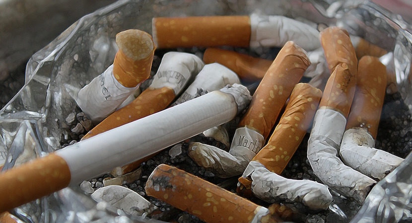 Harm reduction for tobacco addicts – plain packaging doesn't work