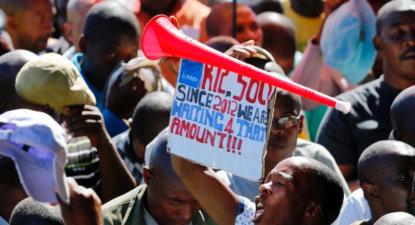 No leeway for consensus in SA's new hardball negotiations – ex CCMA chief.