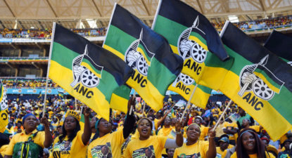 ANC land grab talk backfires; party support hits record low