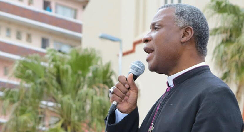 Stop ANC drinking from poison chalice of corruption: Archbishop Makgoba urges action