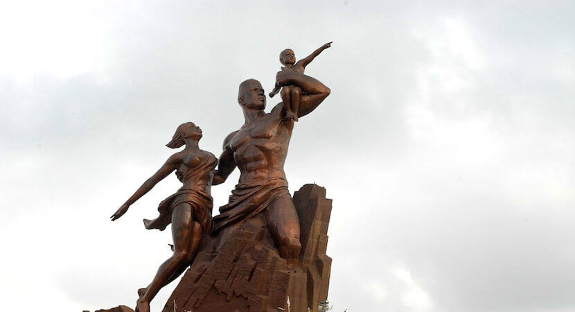 What's in a country's statues? Global economy writer shows us