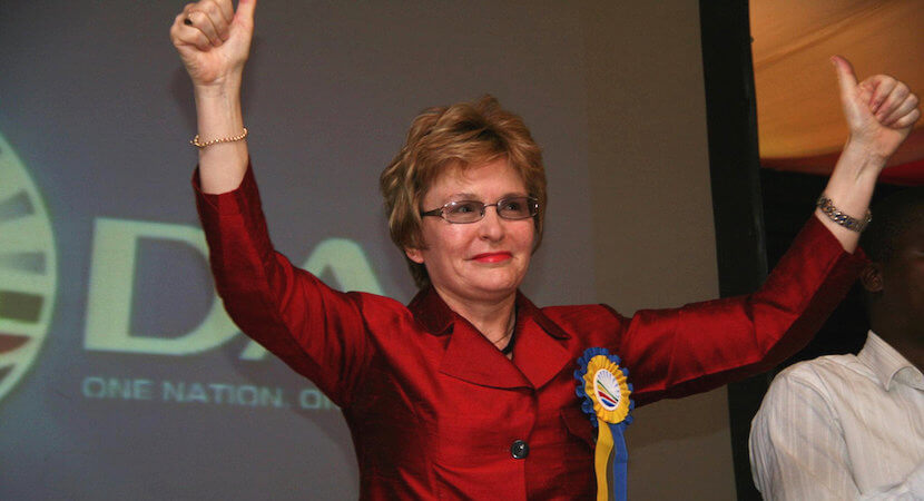 Donwald Pressly: Messy affair for DA's Iron Lady – Zille's suspension unwrapped