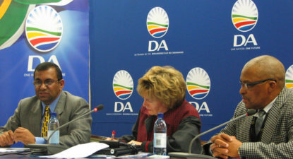 Helen Zille Tweet: Has DA leading light committed political suicide?
