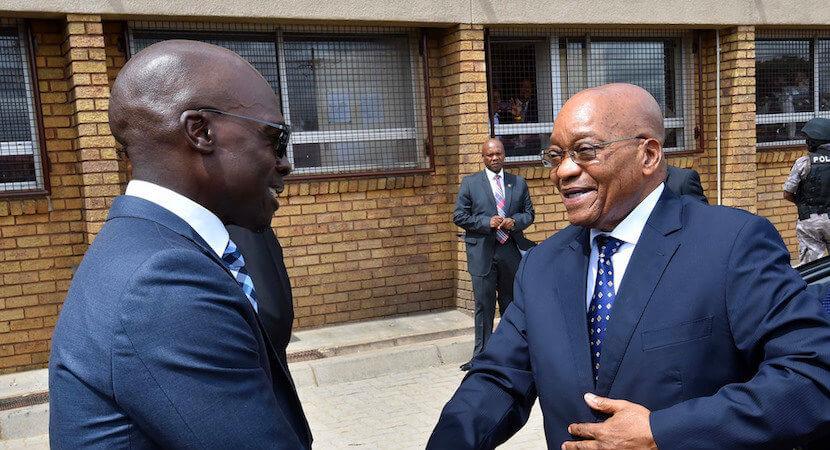Brilliant: Zuma's actions designed to please Guptas, destroy SA's economy