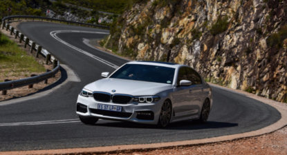 BMW 5 series: Is it the real 'business athlete' of its class?