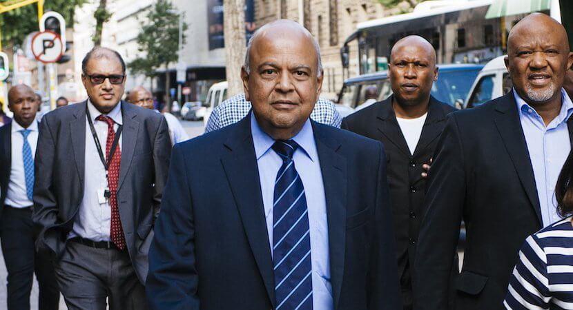 Gordhan vindicated: Court affirms FinMin can't aid Gupta-bank matter