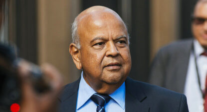 Gordhan on BBC HARDTalk: #GuptaLeaks PROVE state resources being abused