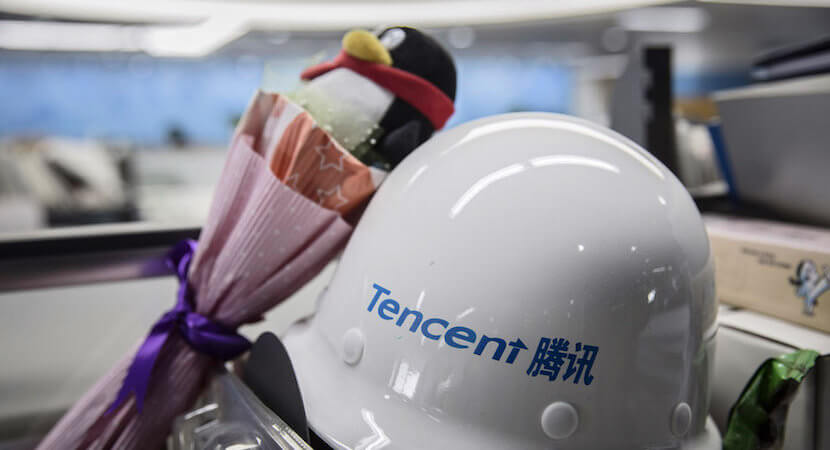 Naspers shares soar as Tencent results smash analysts' expectations