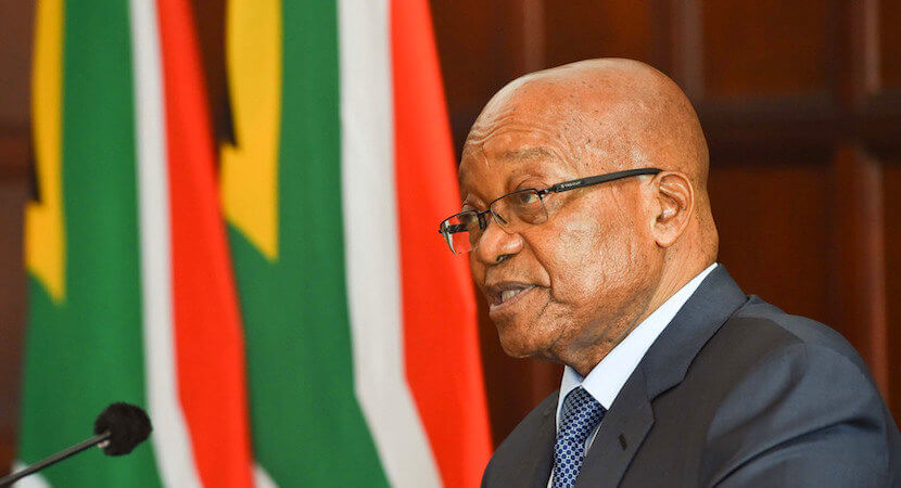 Chief Mechanic Zuma's head under the bonnet as succession looms?