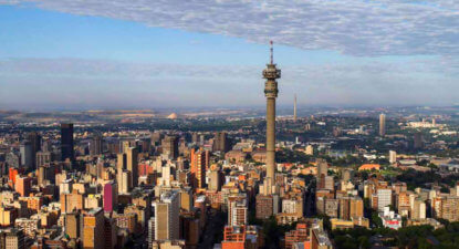An outsider's view of on-the-ground Joburg – hope springs