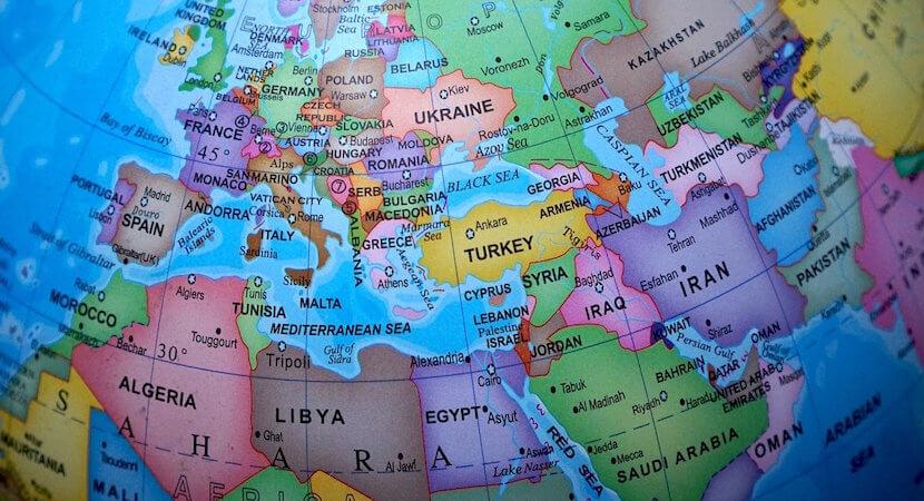 Klipkouers Potgooi: Jakes Maritz se Britse onderneming, Expat Explore, reël gemiddeld 13,000 Europese toere per jaar.