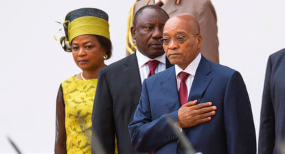Zuma resignation appears nearer as ANC delays crisis meeting
