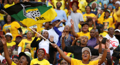 Hagedorn: ANC ensnared in its own poverty trap – and not smelling the roses