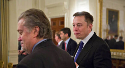 Why won't Musk dump Trump? Tesla boss targeted by anti-Trump campaigners